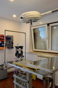 sala anestezie si operatii